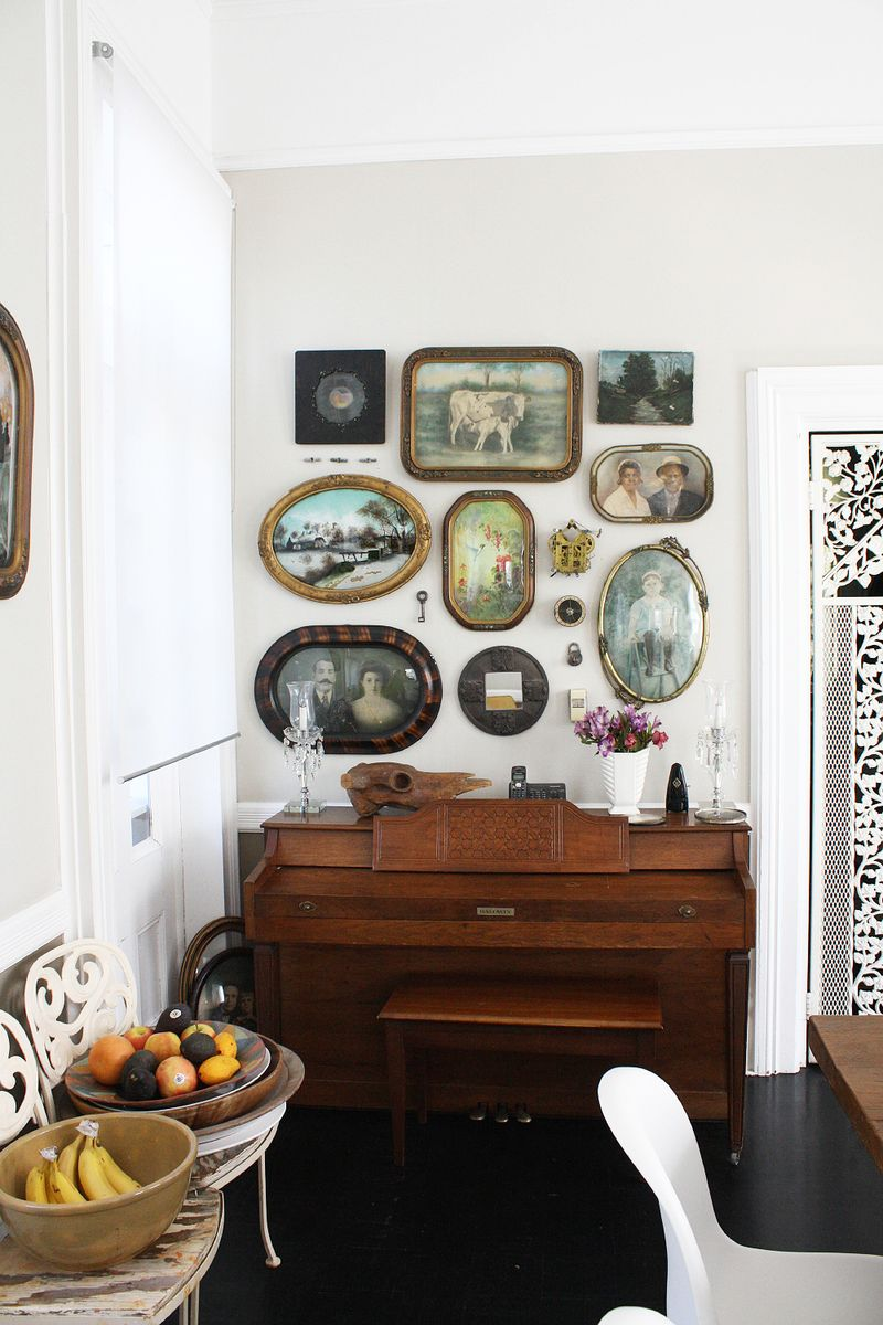 At Home with Suna Lock