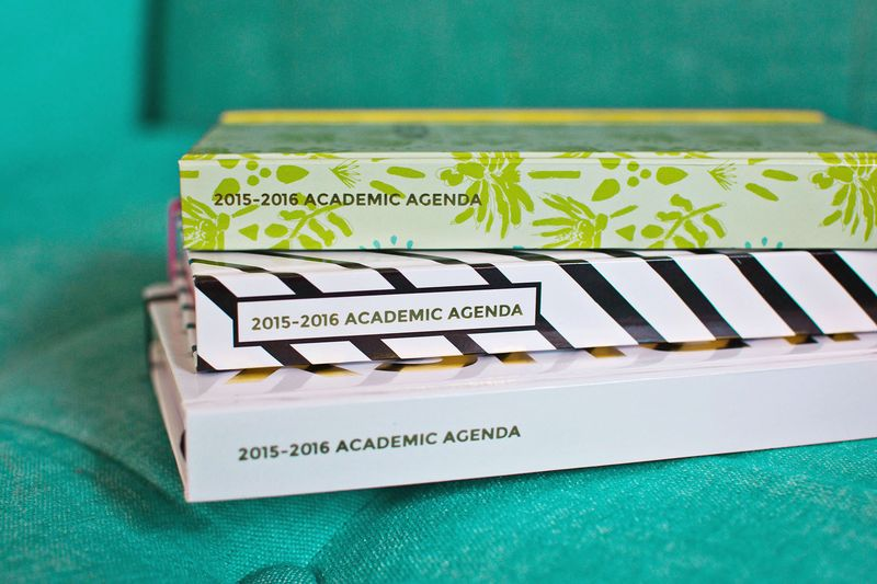 A Beautiful Mess Academic Agendas are here!