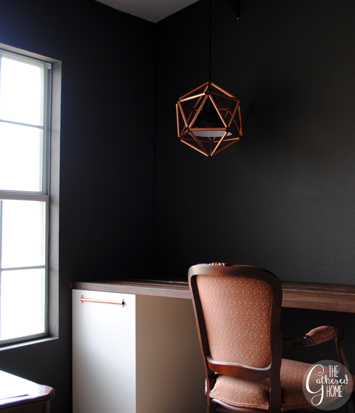 10 Awesome DIY Brass Light Fixtures! (click through for the complete list)