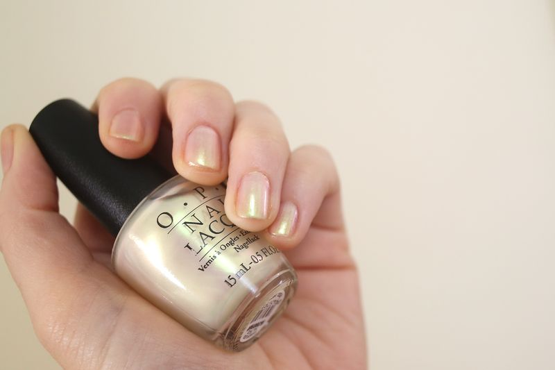 Iridescent Polishes For Mermaid Nails Opi Fireflies