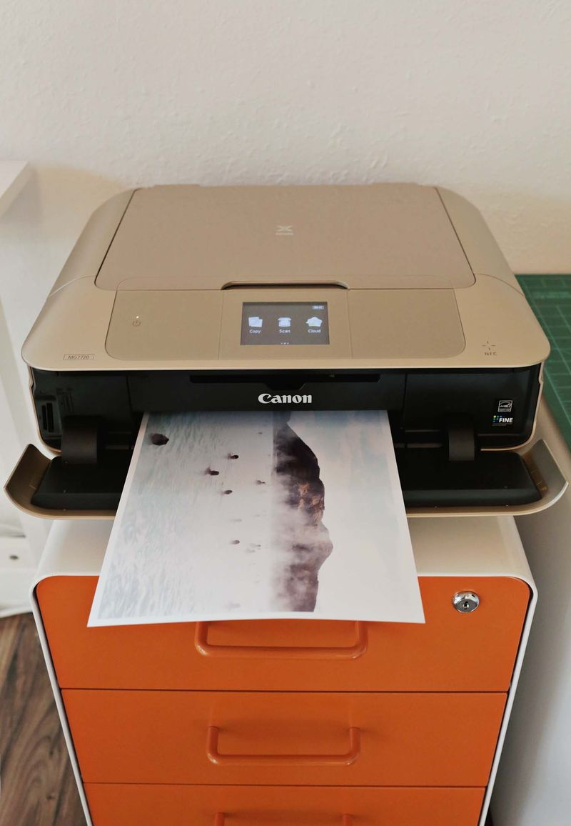 My favorite printer