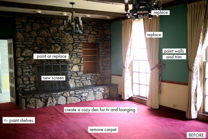 Elsie's Den (BEFORE)