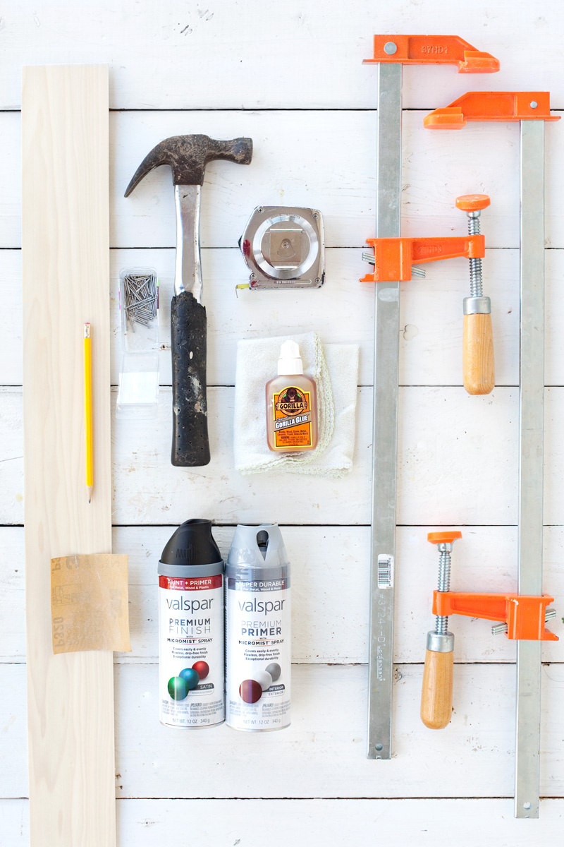 DIY House-Shaped Shelf with simple step-by-step instructions