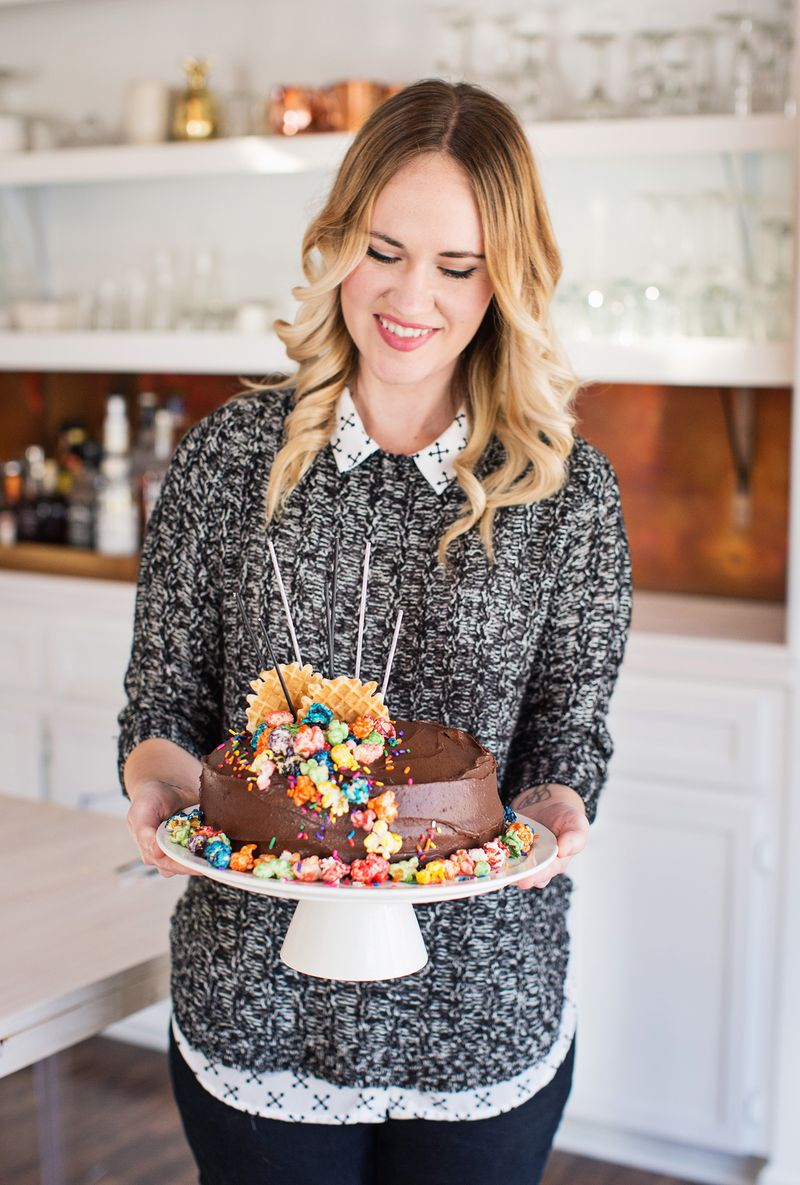 Emma Chapman's birthday cake