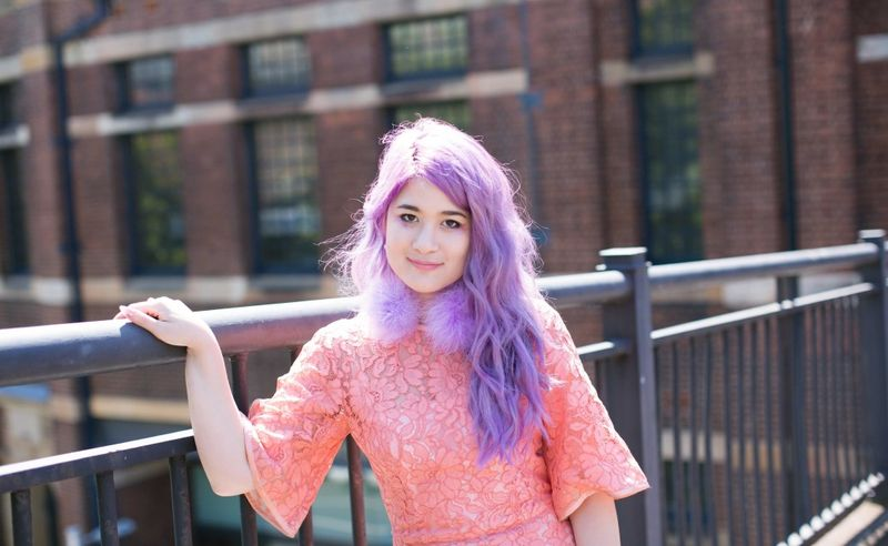 How to get the perfect rainbow hair (click-through for tips from the ones who wear it best)