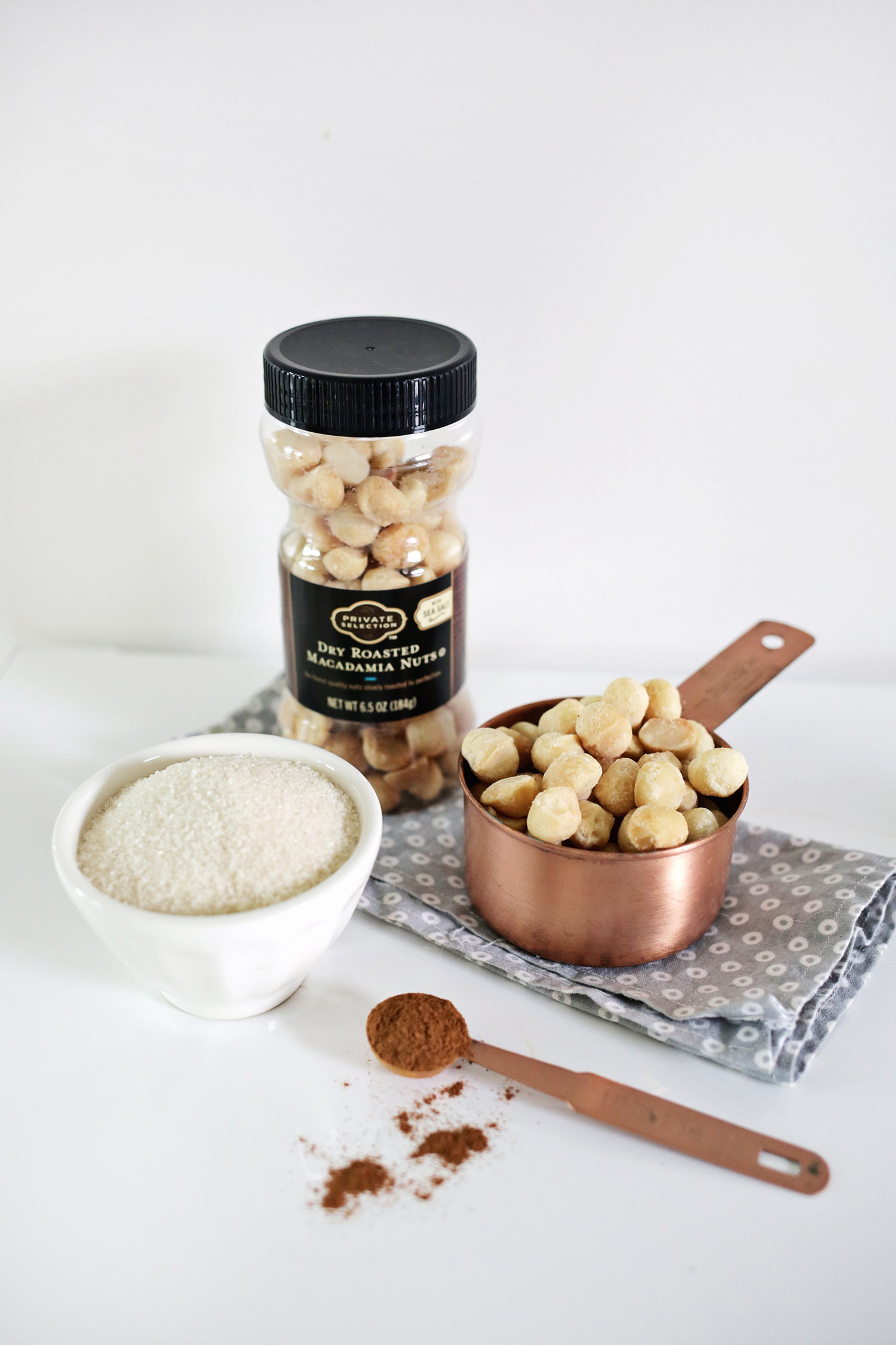 How to make nut and coconut butter (click through for recipe)