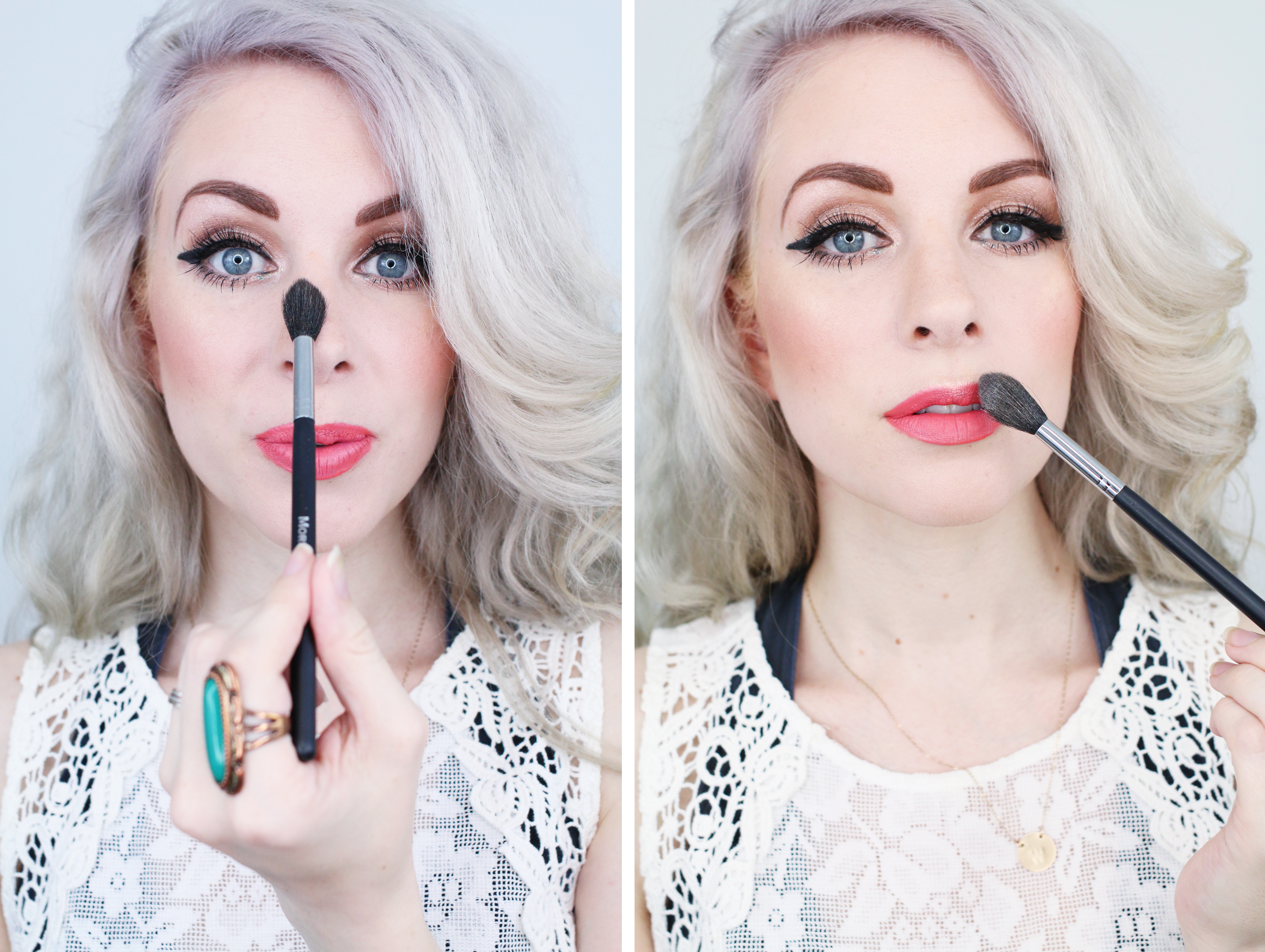 Easy Highlighting and Contouring (click through for tutorial)