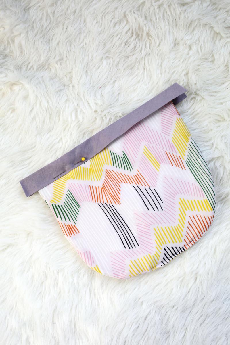 Pineapple oven mitt tutorial
