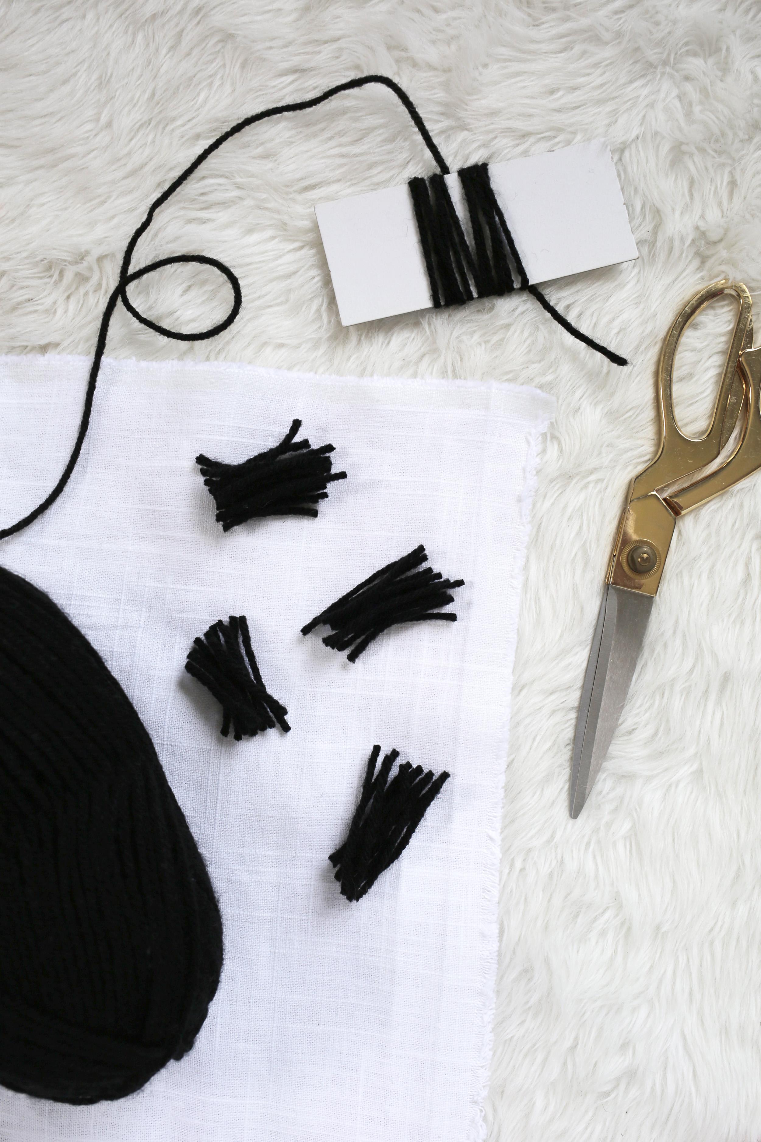 Create Tassels