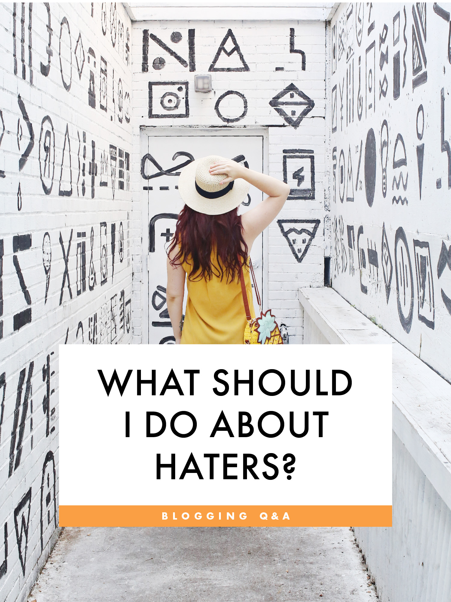 What to do about haters