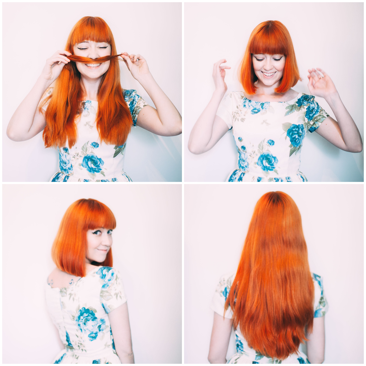 Tips for surviving a major hair change