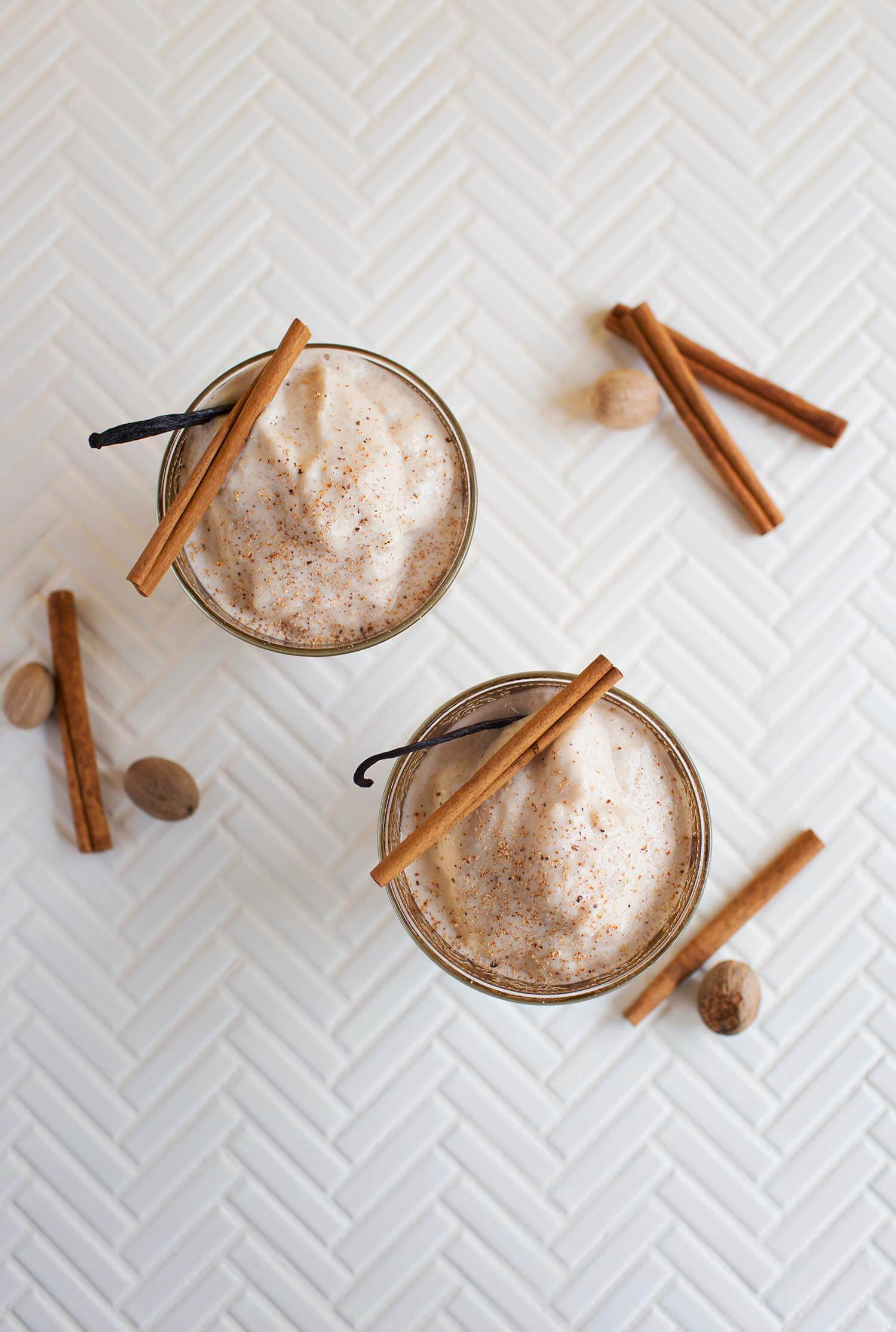 Spiced Vanilla Bean Bushwacker (via abeautifulmess.com)