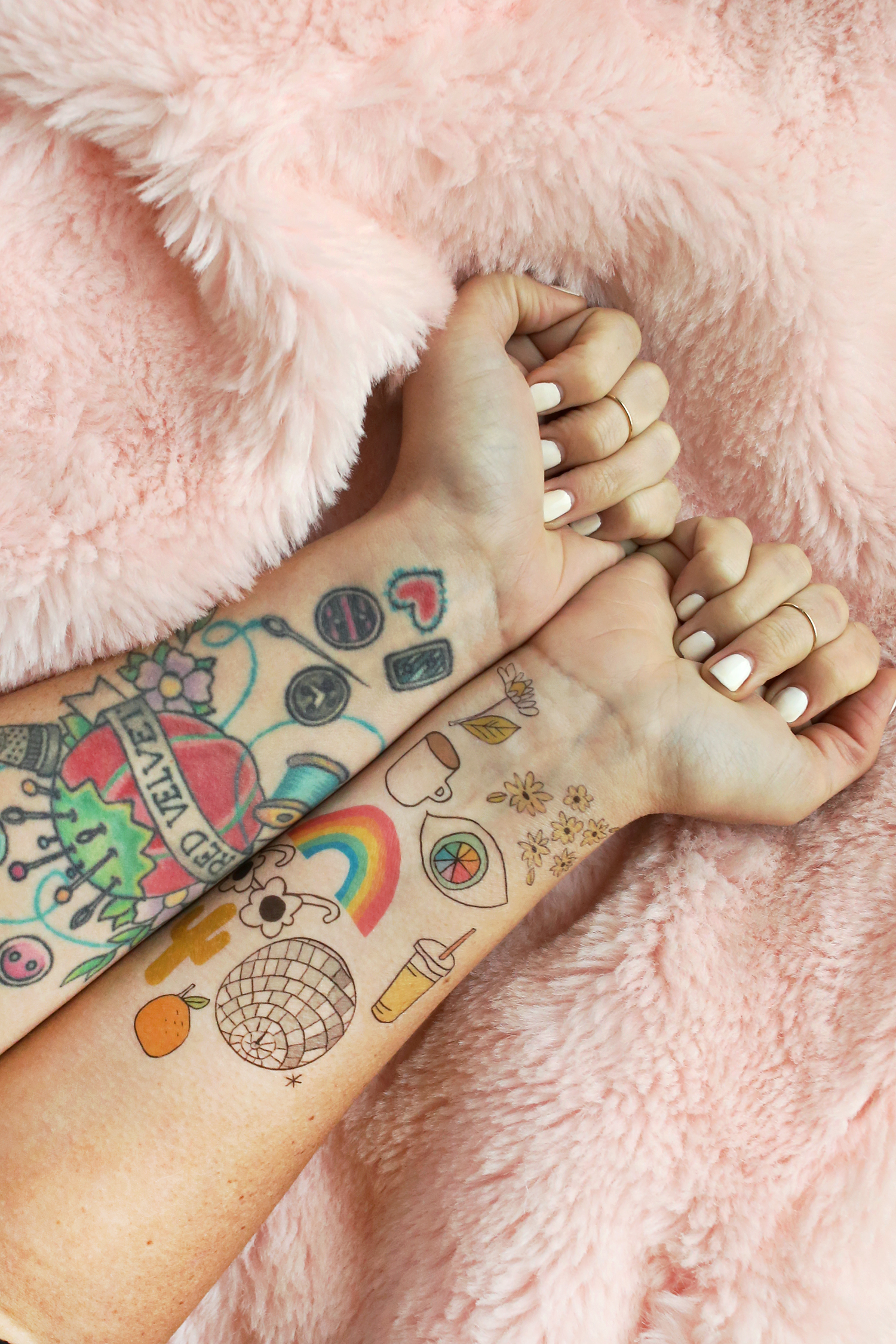 How To Make Temporary Tattoos A Beautiful Mess