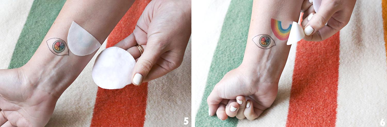 How to make temporary tattoos 3