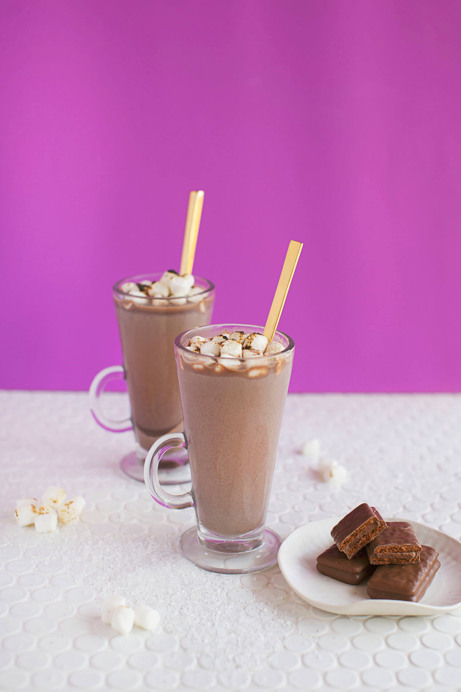 Triple (Hot) Chocolate (via abeautifulmess.com)