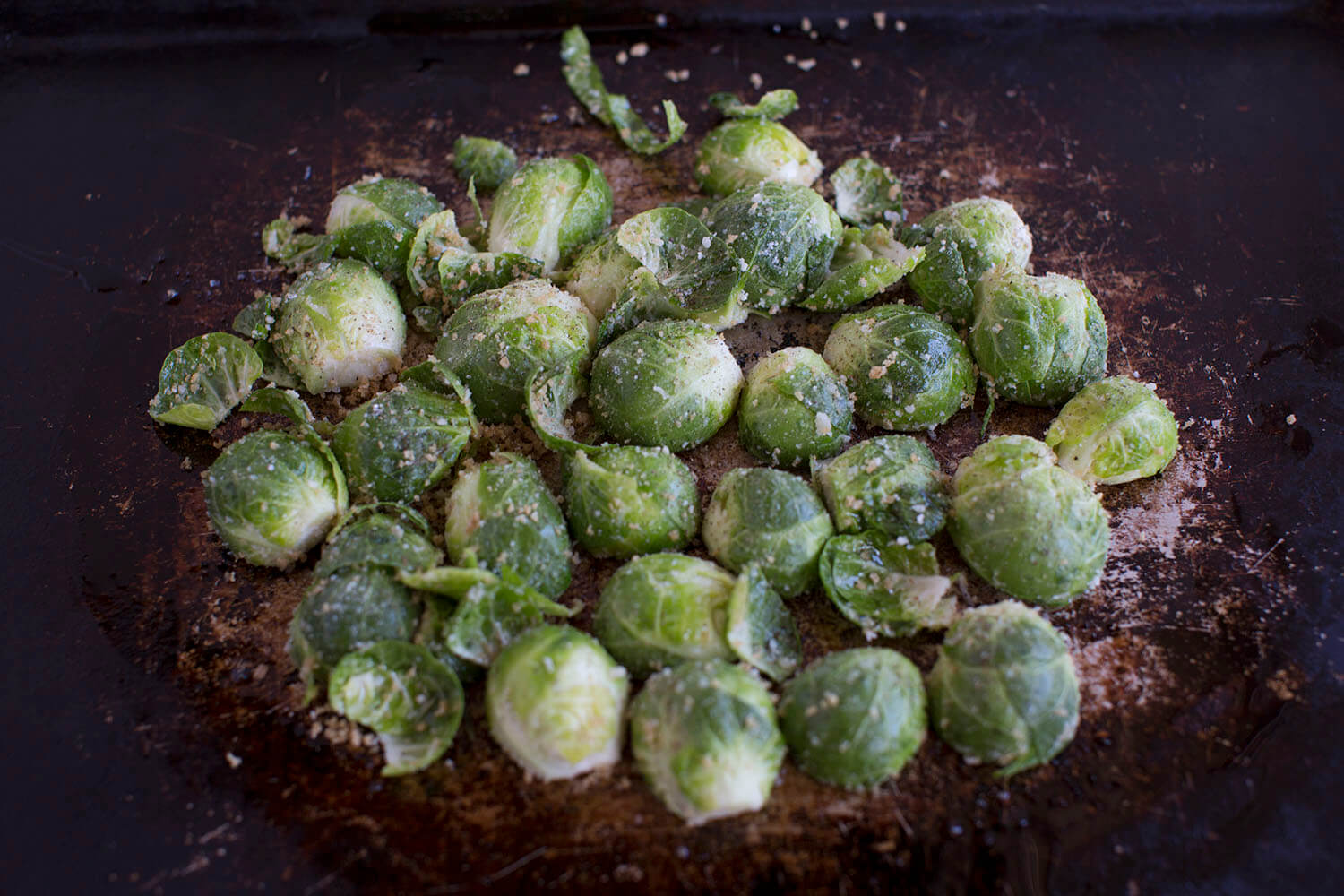 Best baked brussels sprouts recipe
