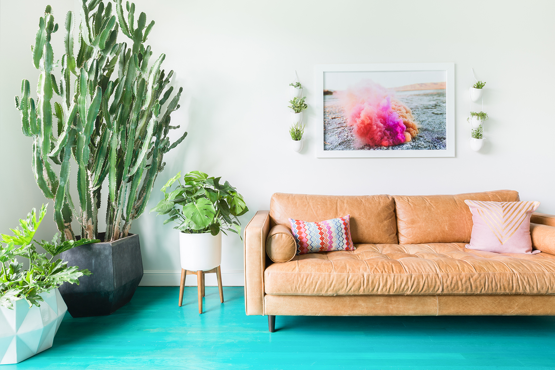 Elsie's living room ©AlyssaRosenheck