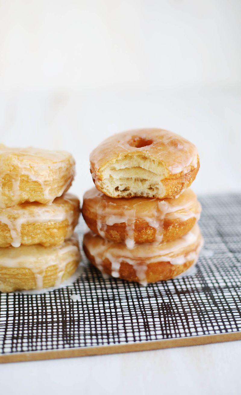 Versuchen Sie Folgendes: Einfache hausgemachte Cronuts
