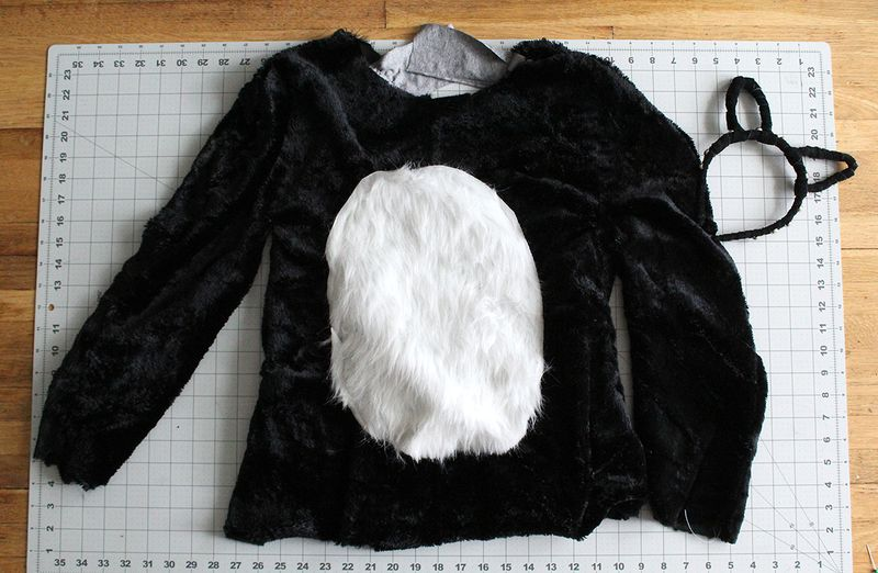 DIY Cat Jacket