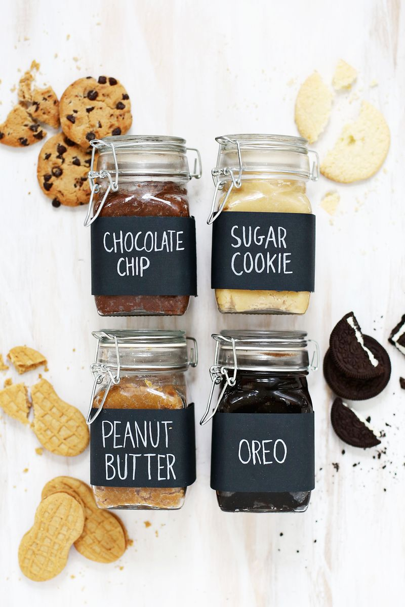 make homemade cookie butter with any cookie click through for recipe