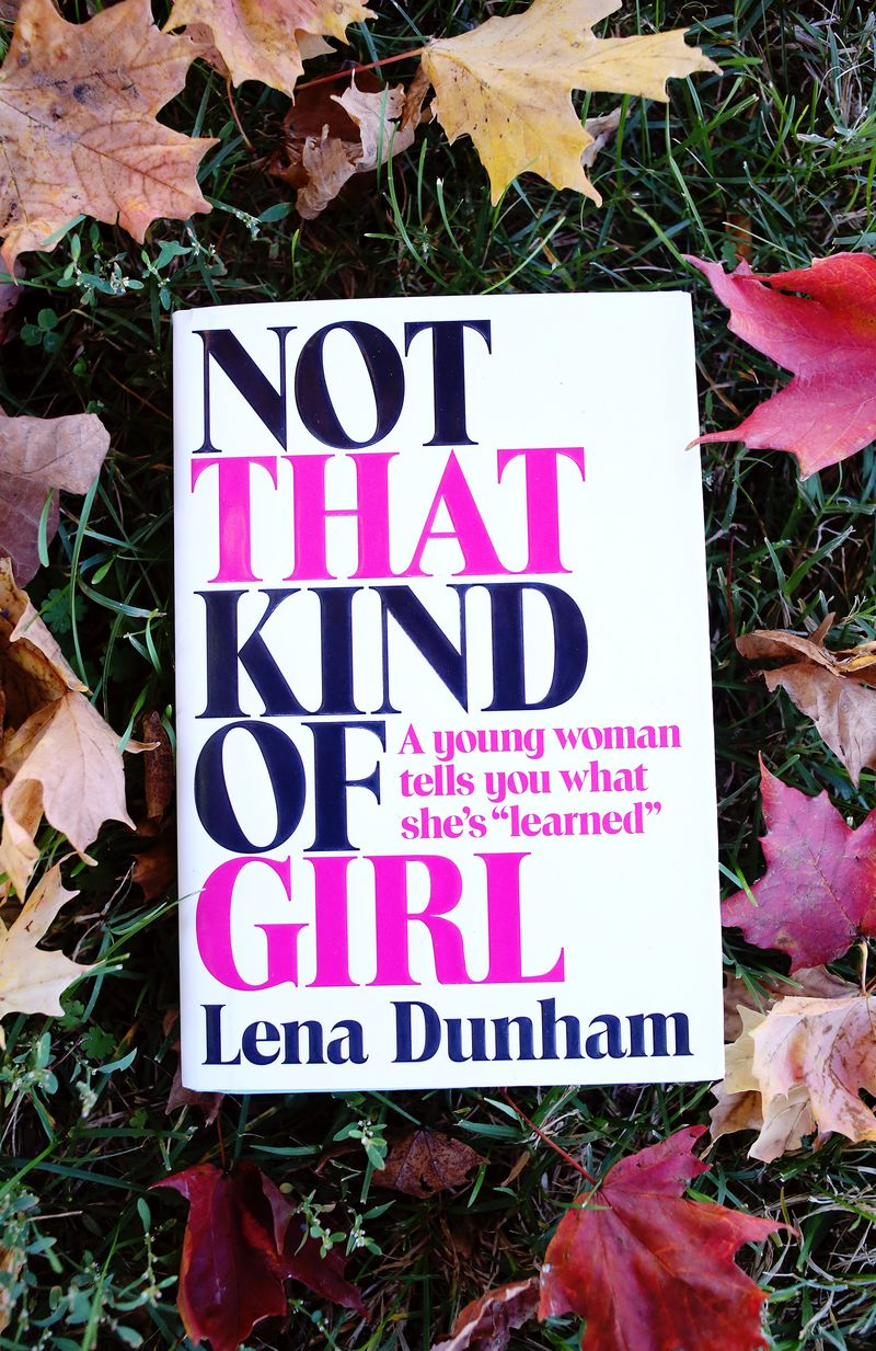 Not that kind of girl book