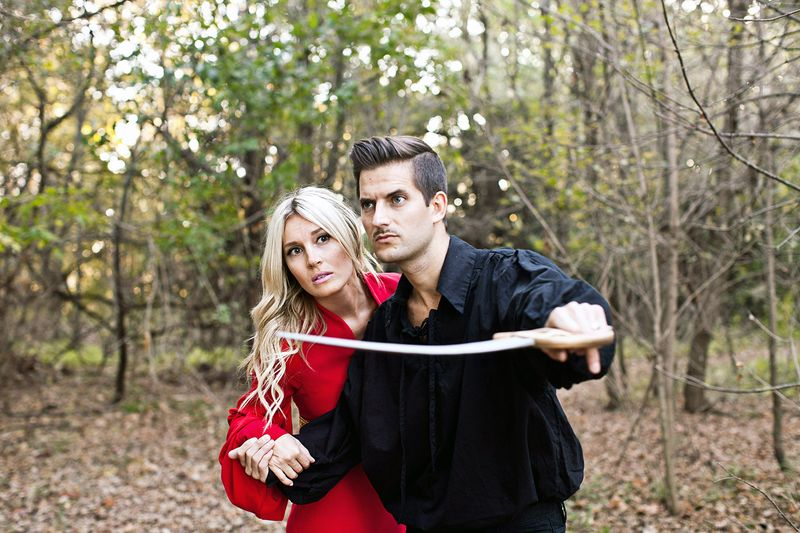 The Princess Bride Couple Costume