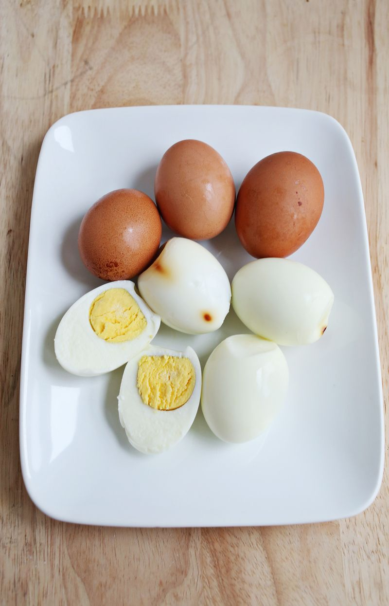 "Try This: Hard ""Boiled"" Eggs (In the Oven!)"