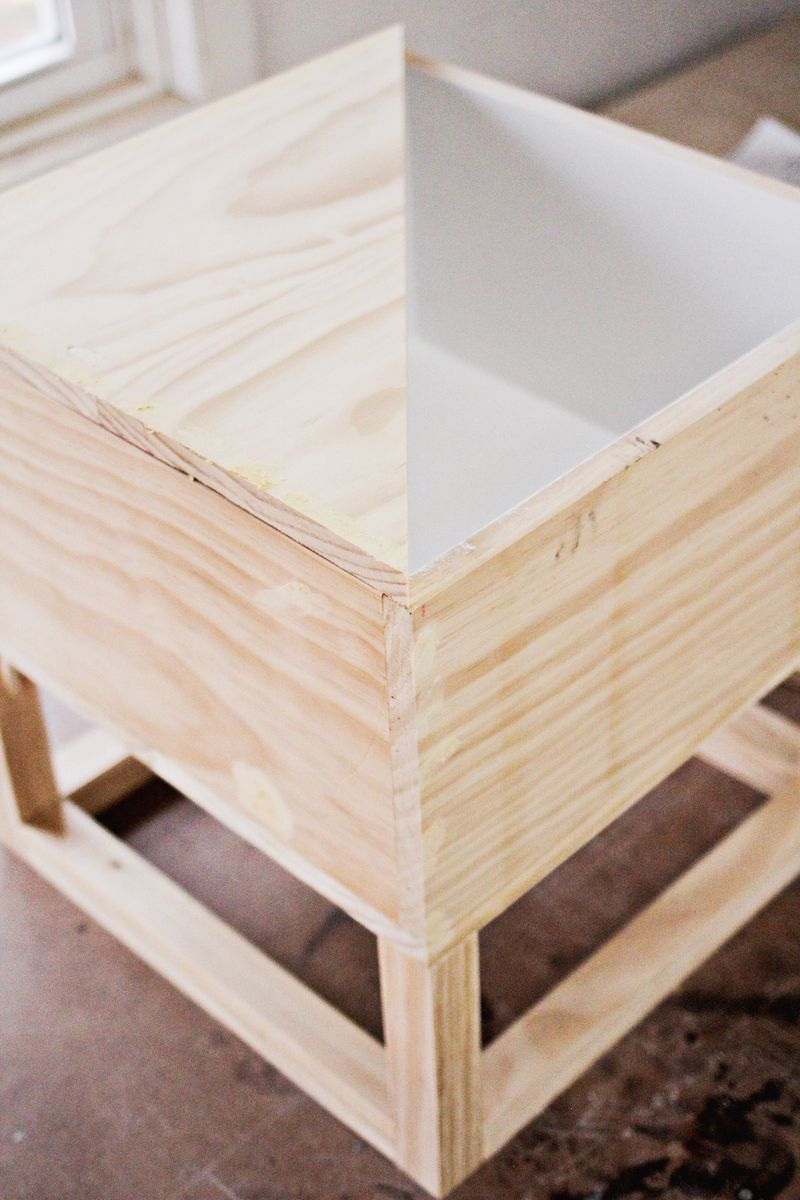 Wood-end-tables-cubed-creating-top-(click-to-learn-how-I-made-them)