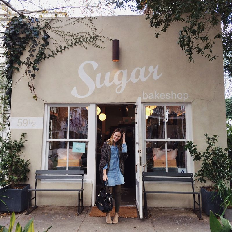 Sugar Bakery in Charleston, South Carolina (click through for a full travel guide!)
