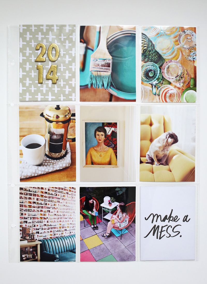 Introducing The Messy Book by A Beautiful Mess!