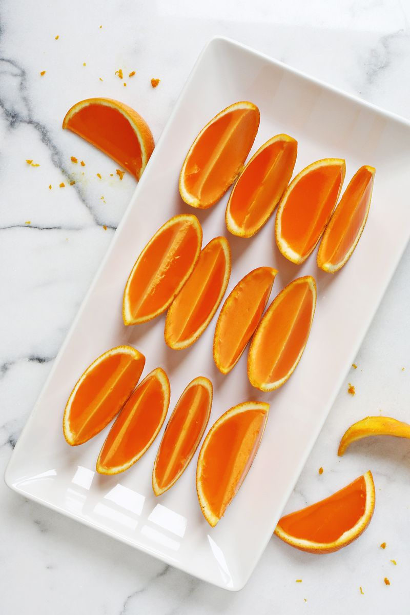 Yum! Orange Creamsicle Jello Shots (click through for recipe)