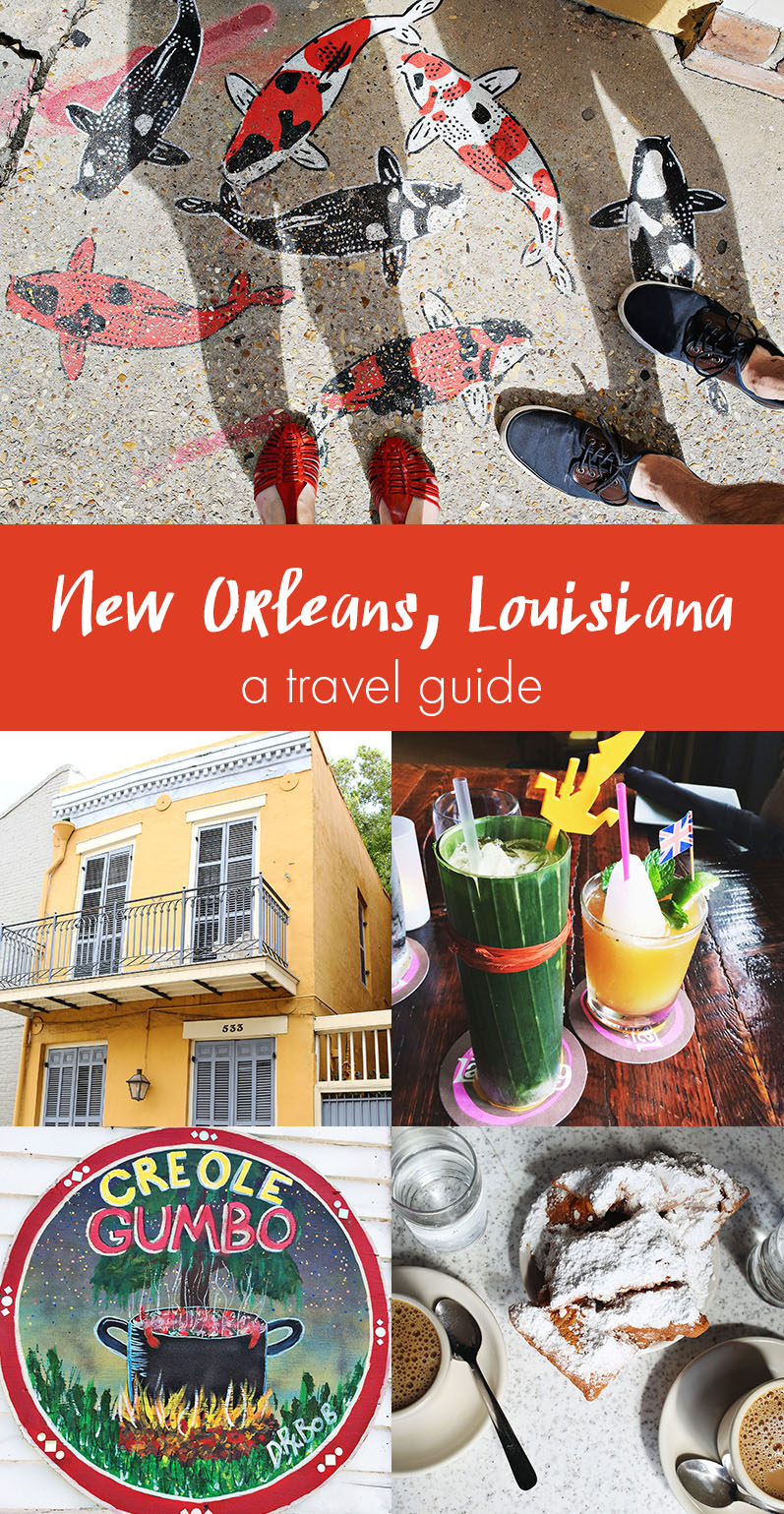 NOLA travel guide