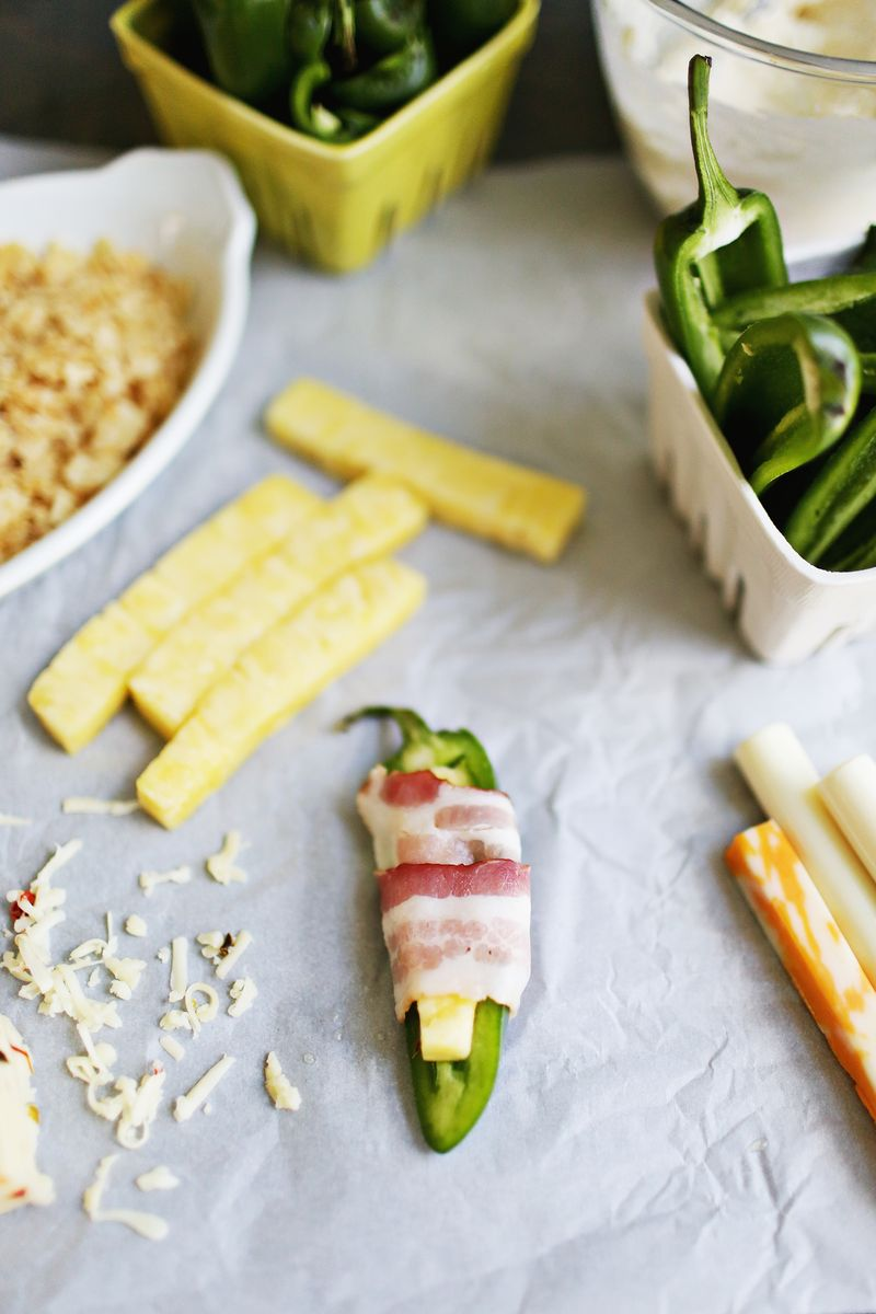How to make the best jalapeno poppers