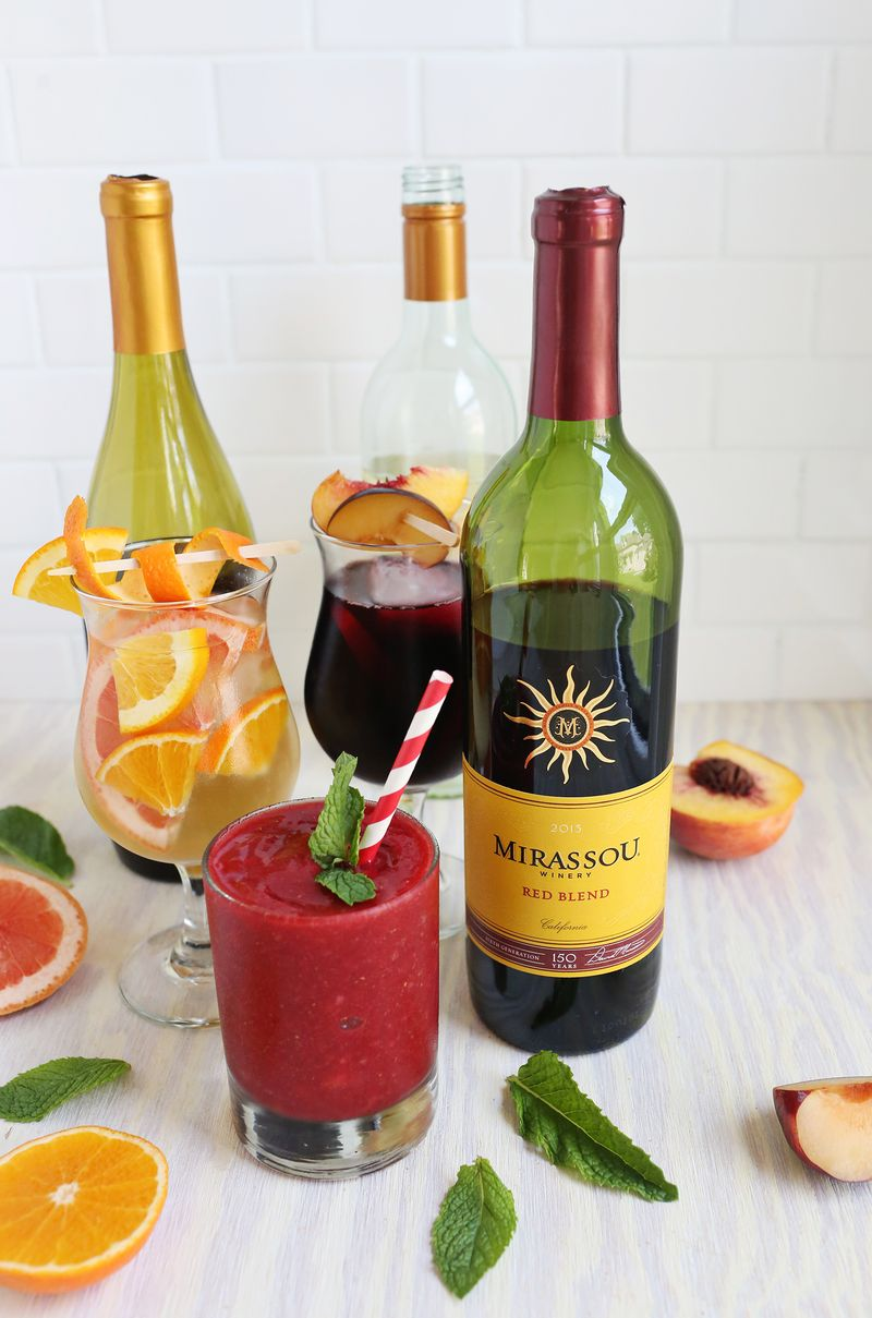 Easy and delicious sangria recipes