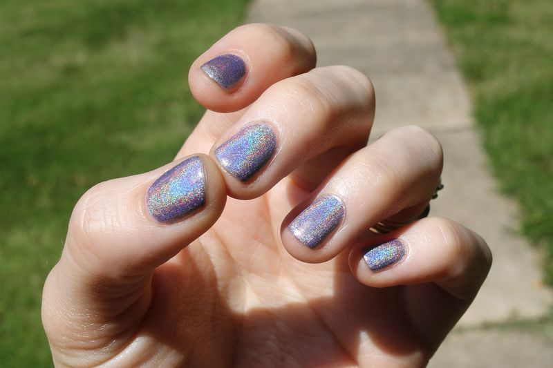 Mod Lacquer High Strangeness