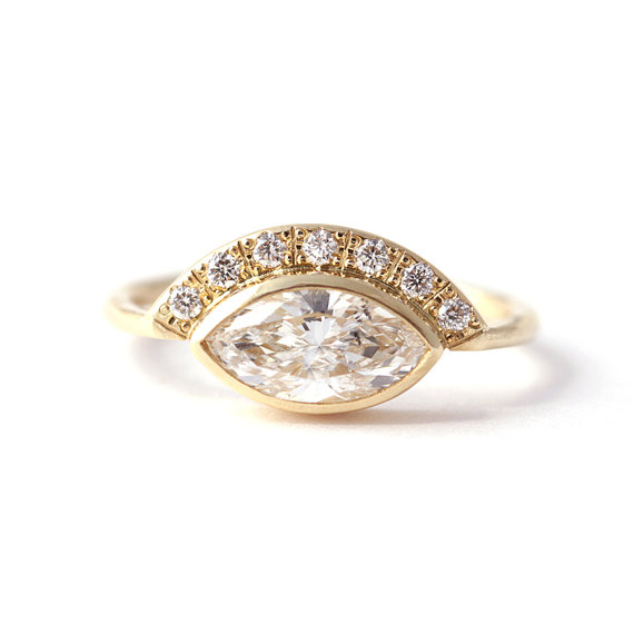 Eye love this engagement ring