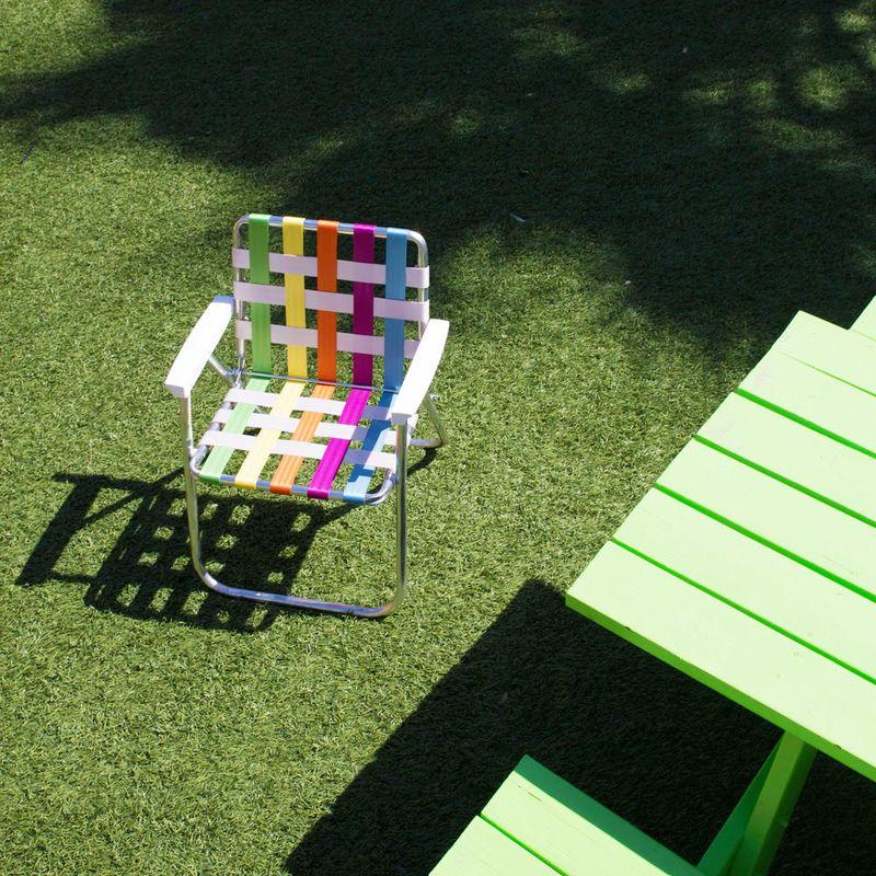 Saguaro lawn chair