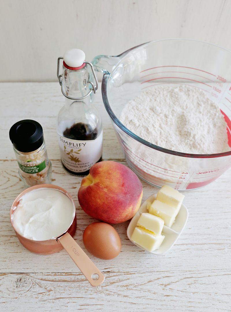 Whole grain muffin recipe
