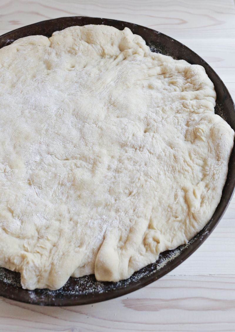 Best yeasted pizza dough recipe