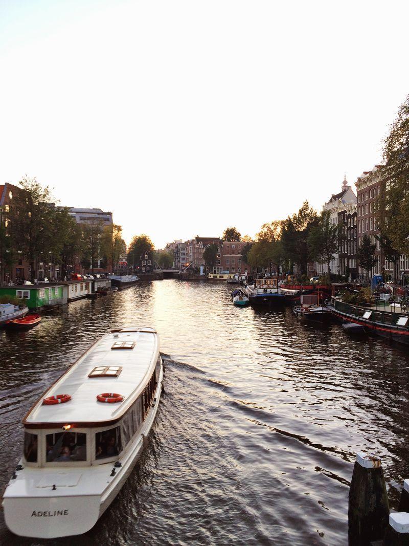 Amsterdam via A Beautiful Mess