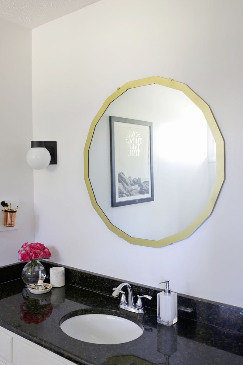 4 Solutions For Dark Spots On Vintage Mirrors A Beautiful Mess