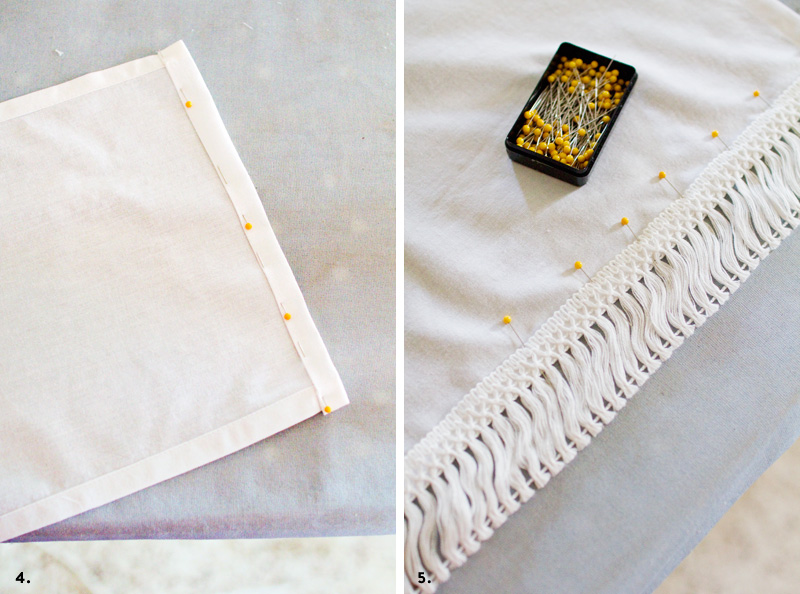 Nice Easy And Inexpensive Velcro Bedskirt Tutorial