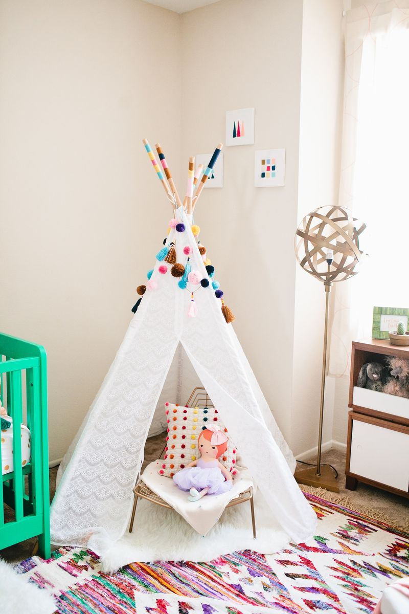 Love this teepee!