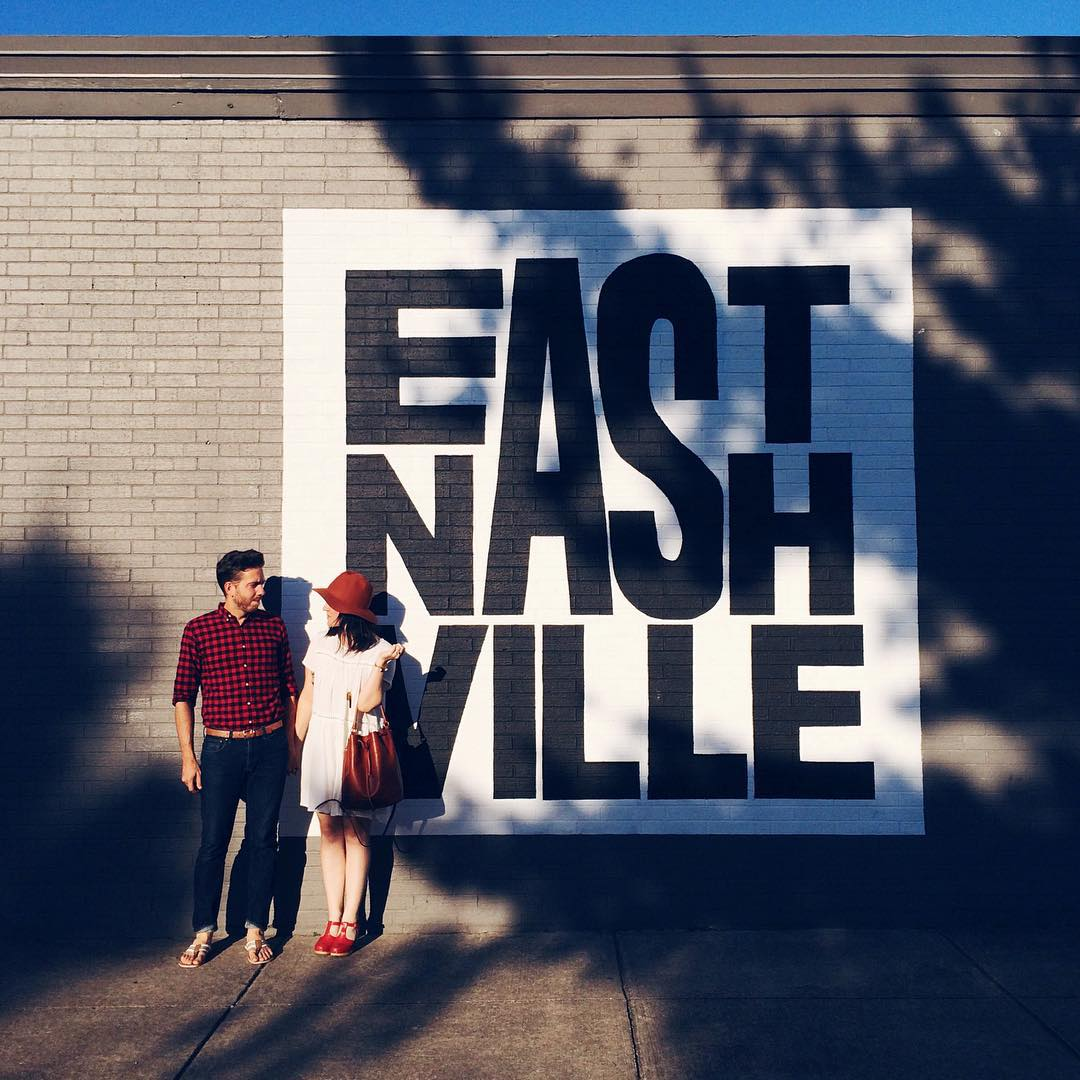 Our new life in Nashville
