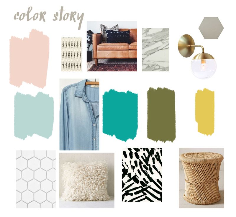 Our color story