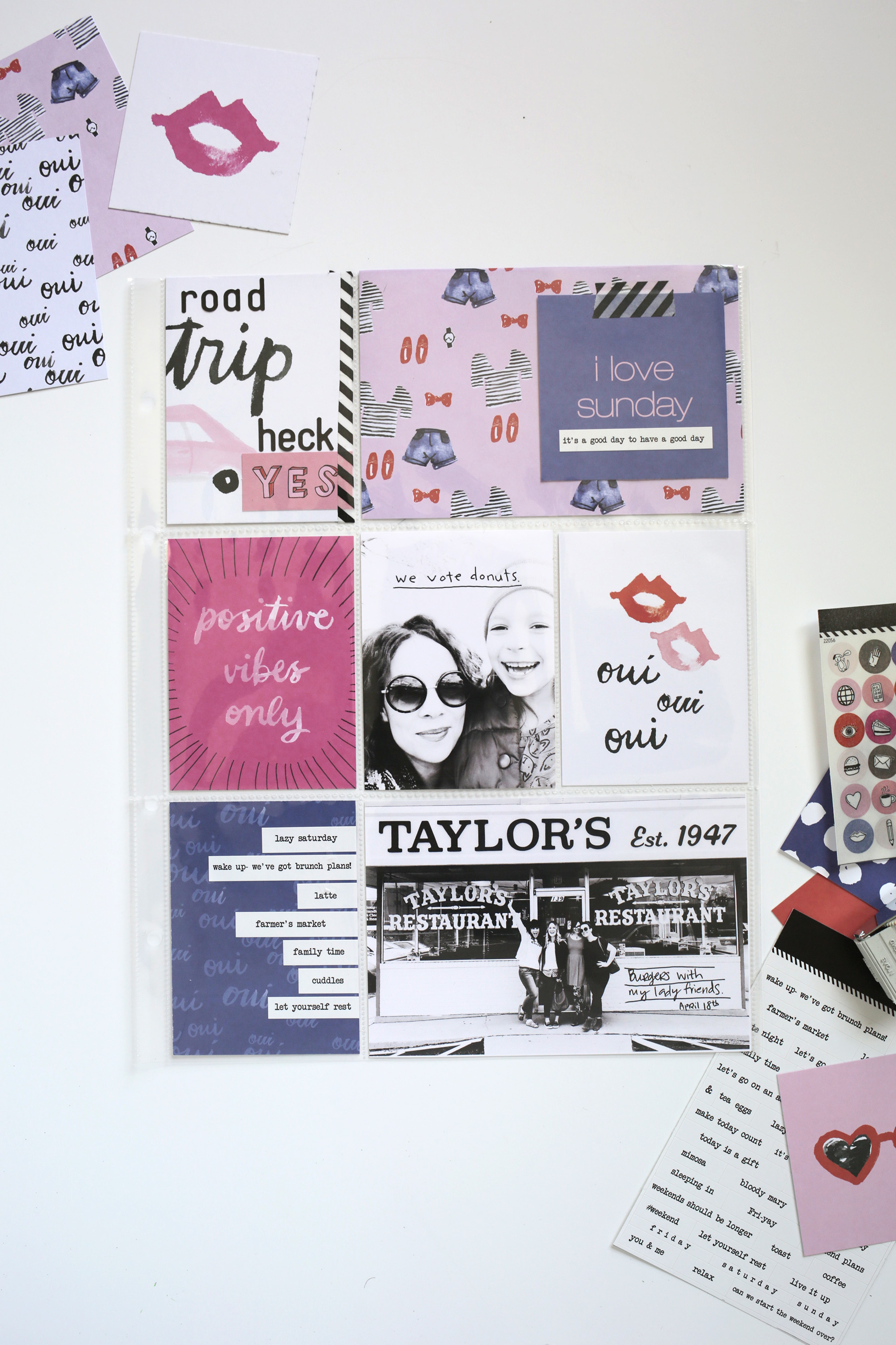 Taylor's Page