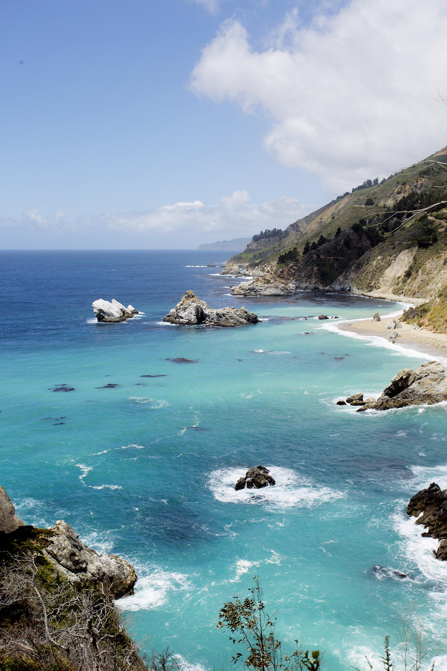 Best beaches in big sur