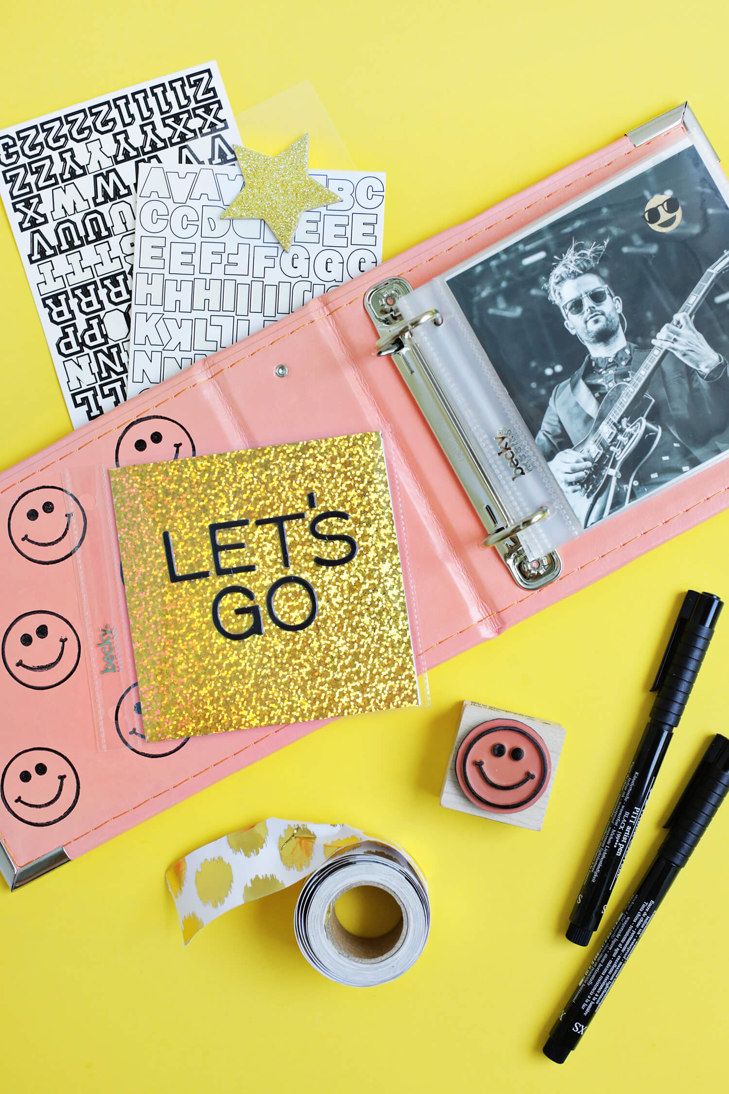 Laura's Summer Tour Mini Book