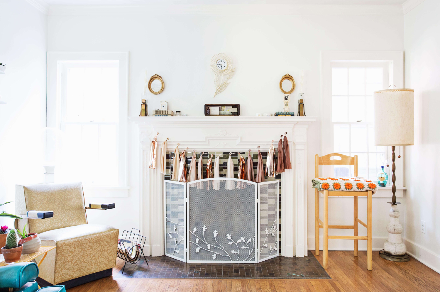 At Home with Jacki Moseley