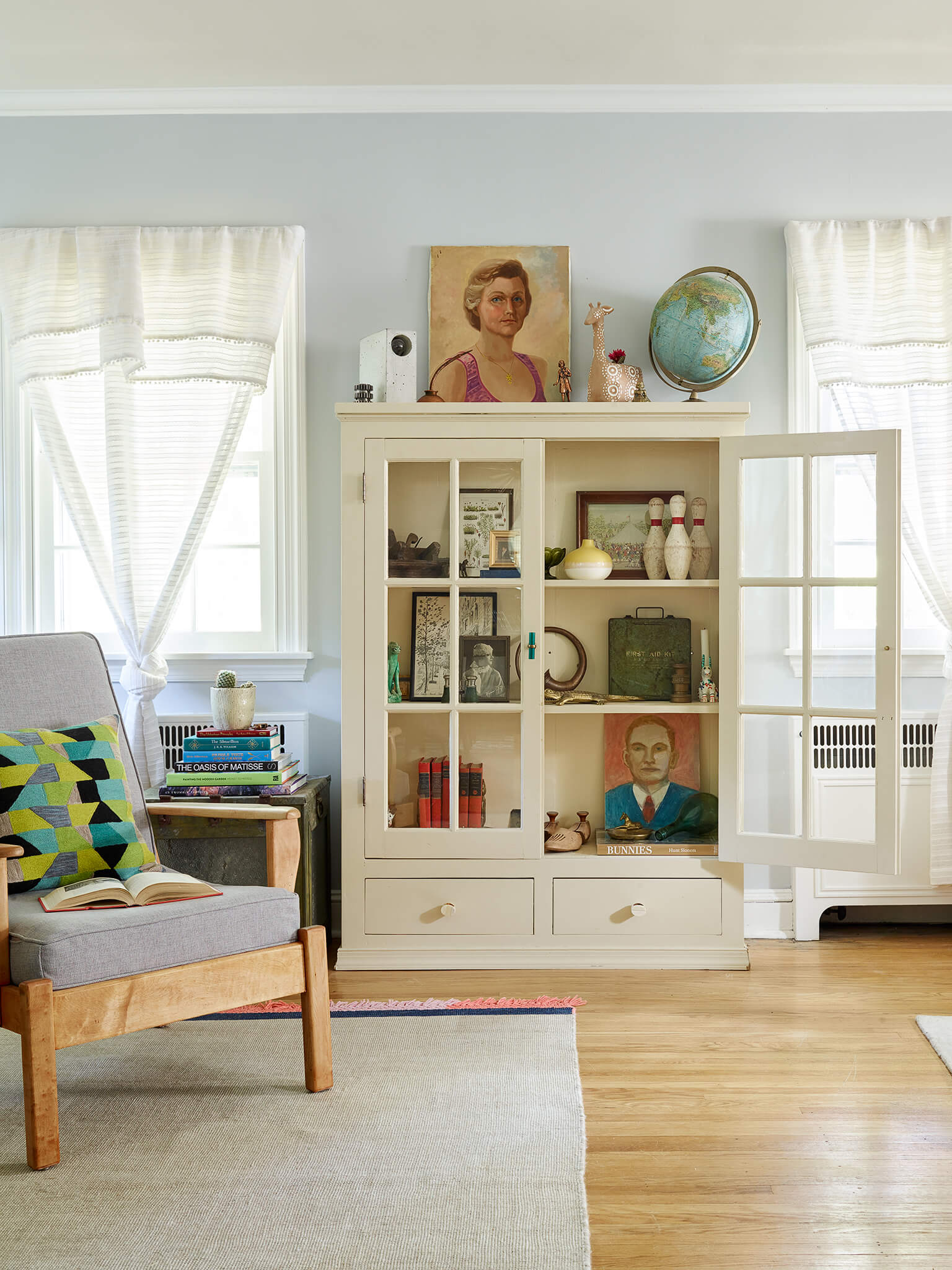 At Home with Michellle Gage